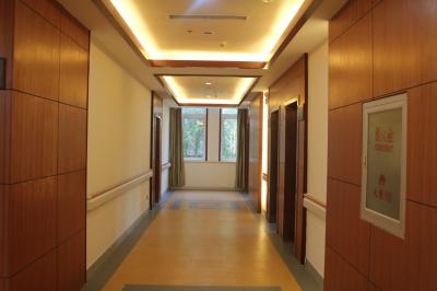 天津津门中医医院走廊